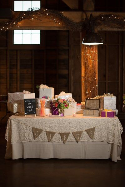 rustic wedding bride and groom table - Google Search ...