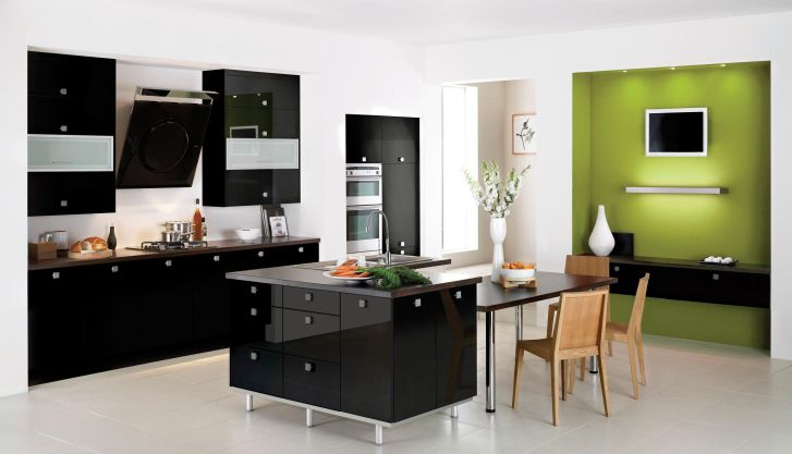 contemporary kitchen cabinets Contemporary Kitchen Design Pictures Photos