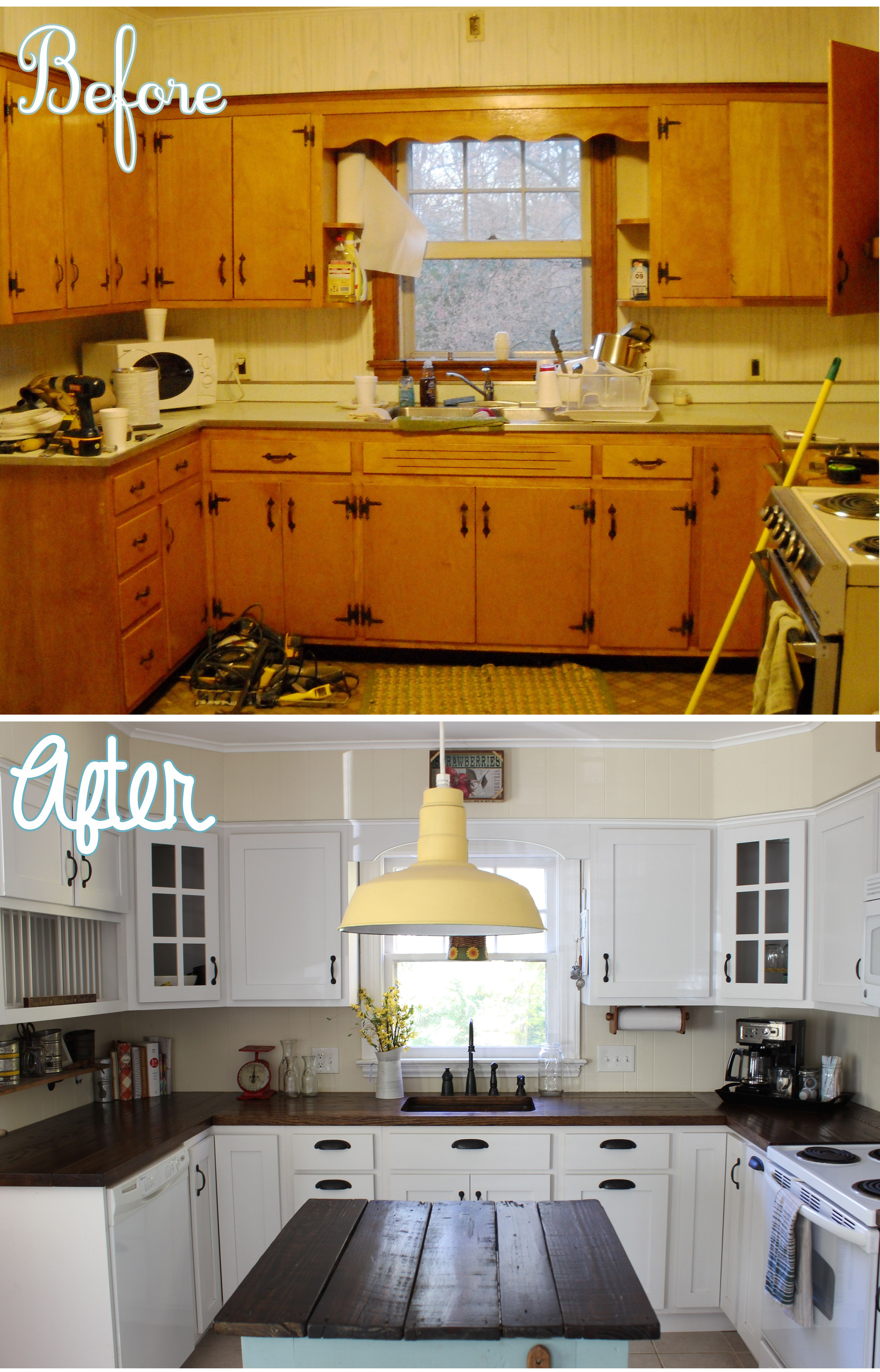 cheap kitchen remodel 10 DIY Easy And Little Project For Your Kitchen 5 Cheap Kitchen Remodel