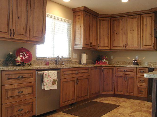 kitchen cabinets rustic kitchen cabinets rustic farmhouse kitchen cabinets Rustic Cherry Cabinets