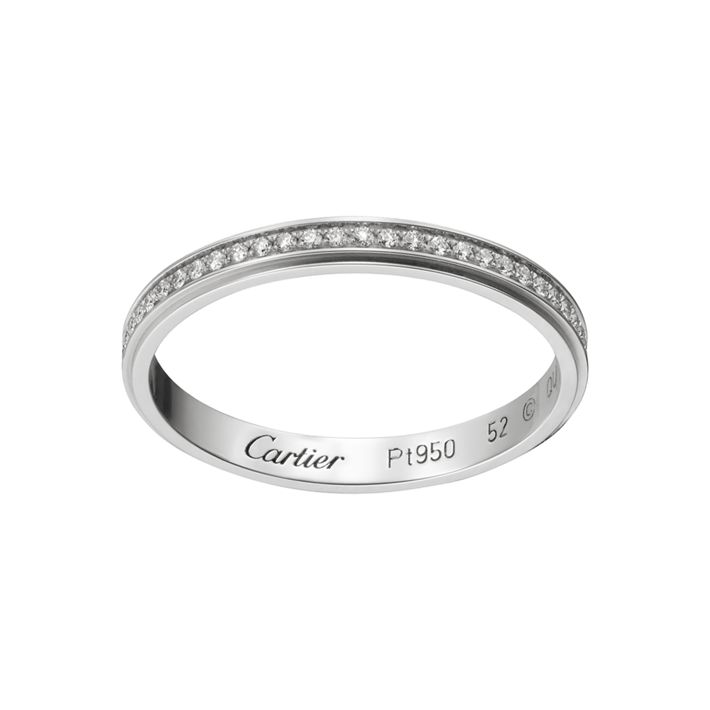 platinum wedding band Platinum Wedding Bands for Women with Diamonds