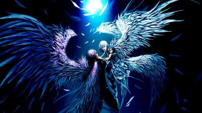 angel anime wallpapers hd | ololoshenka | Pinterest | Angel, Anime and Wallpaper