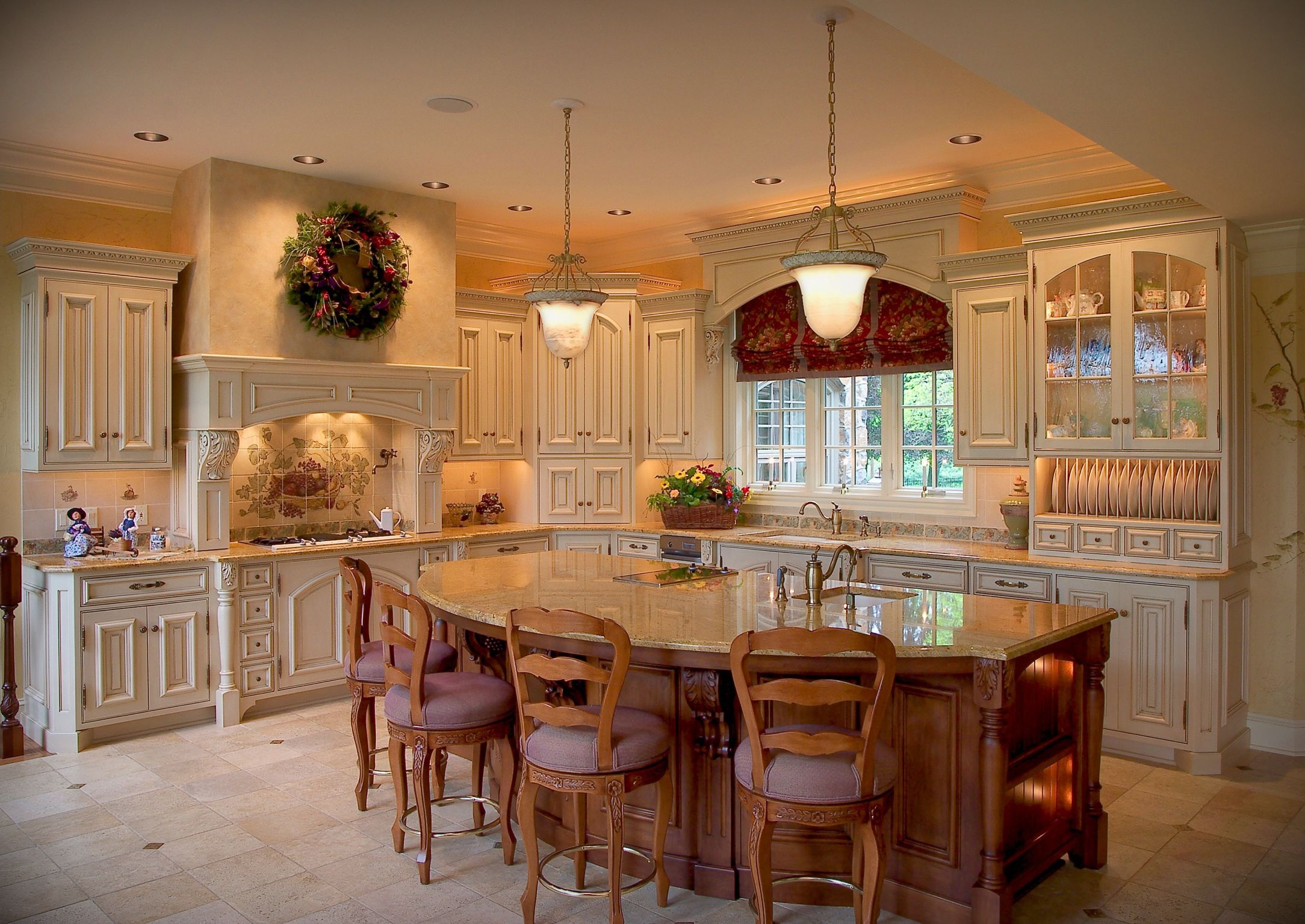 kitchen kitchen designs with islands Elegant Interior Kitchen Design With Luxury Islands Ideas For Modern Fascinating Kitchen Lay Out Wooden Kitchen Island With Granite Countertops And Seating