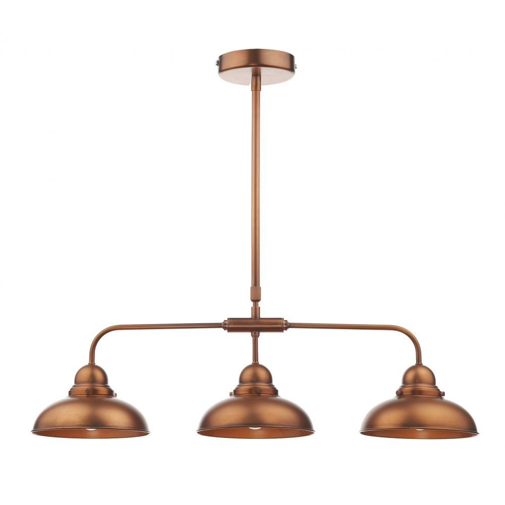 copper pendant light kitchen Great selection of copper kitchen lighting to buy today Double insulated retro style kitchen island pendant light in antique copper