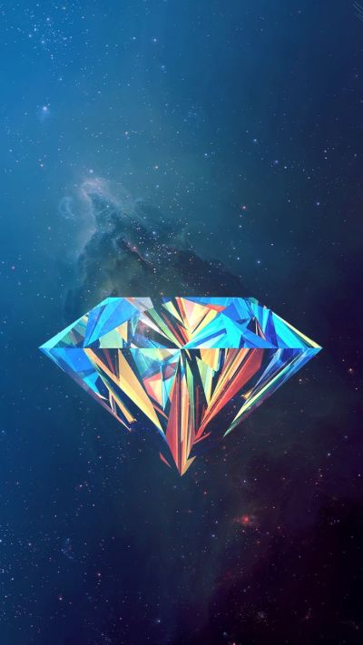 Image for Diamond Iphone Wallpaper HD Resolution #m4j3n | Casuales | Pinterest | Creative, The o ...