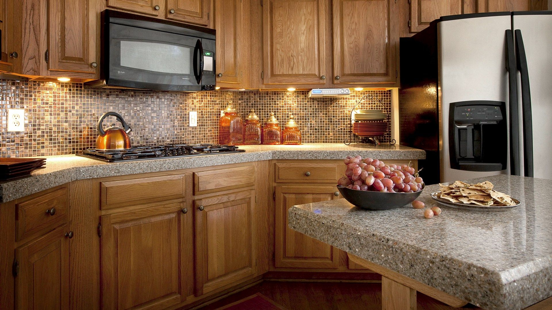 types of kitchen countertops granite countertops ideas materials tile types painting granite kitchen countertop materials casual cottage