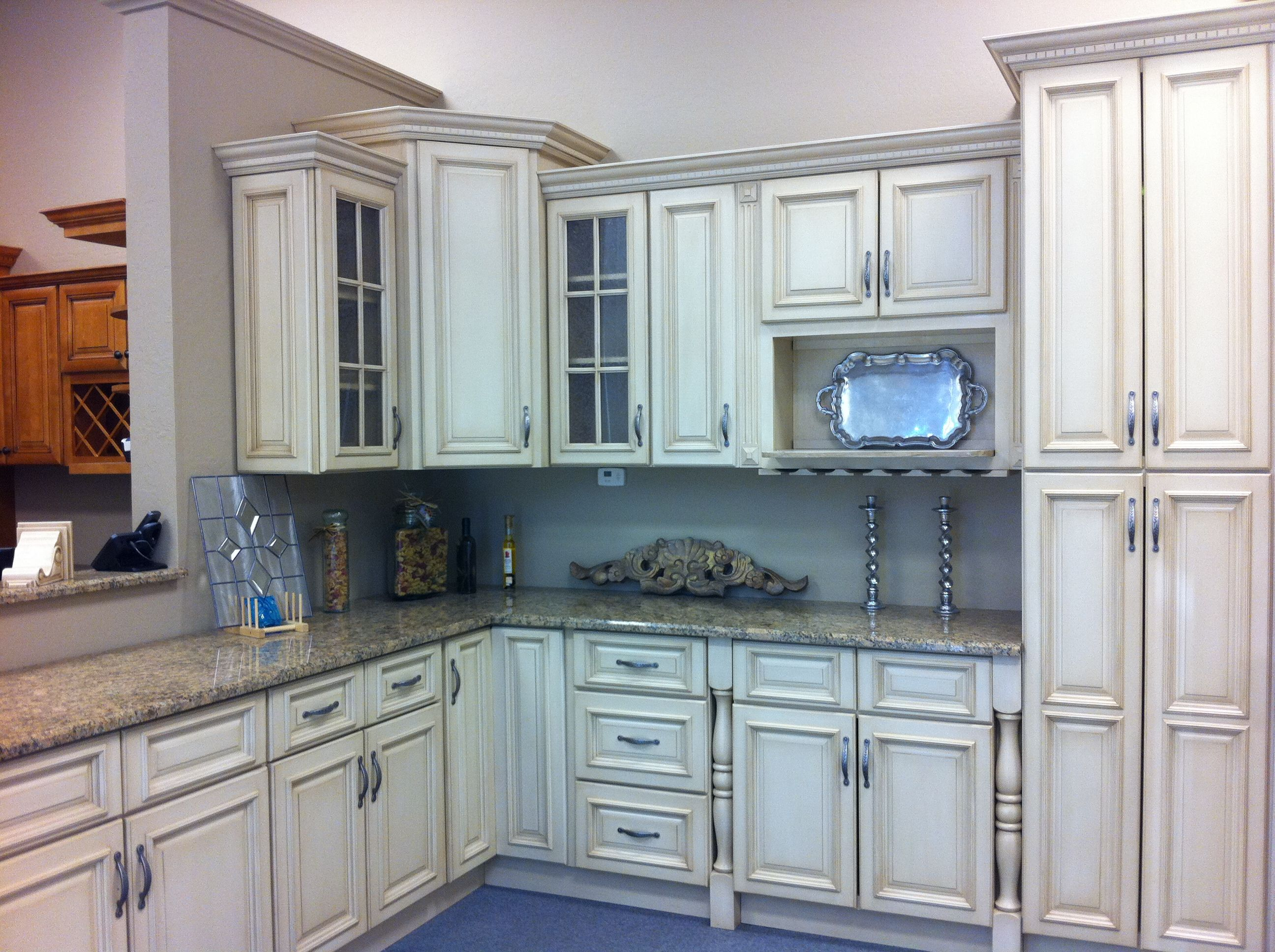 cream and grey kitchen light grey kitchen cabinets Vintage Cream Cabinets For Kitchen Cabinetry Set Polished And Grey