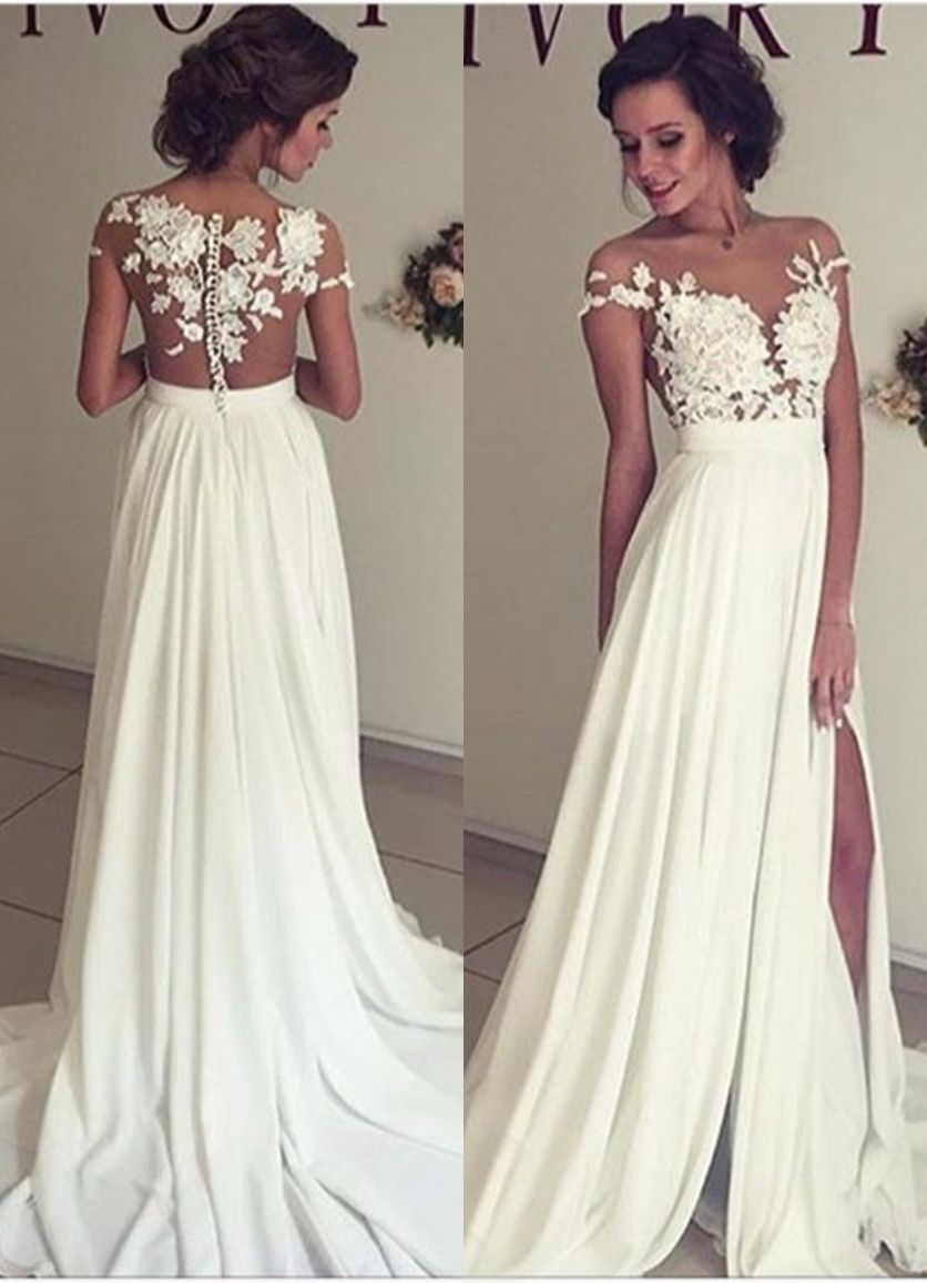 elegant dresses for wedding strapless lace wedding dress pwd