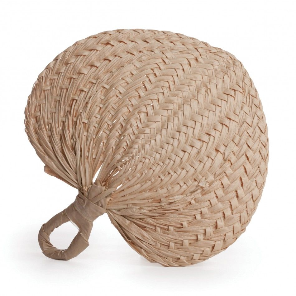 wedding fans Natural Handmade Raffia Fans BULK 12 pieces BEST SELLER Raffia Wedding