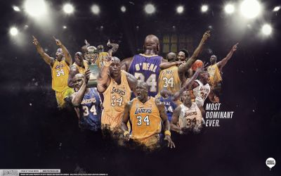 Shaquille O'neal Lakers Wallpaper - Live Wallpaper HD | Wallpaper | Pinterest | Lakers wallpaper