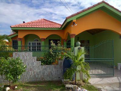 My brothers beautiful Jamaican home | My Jamaica ...