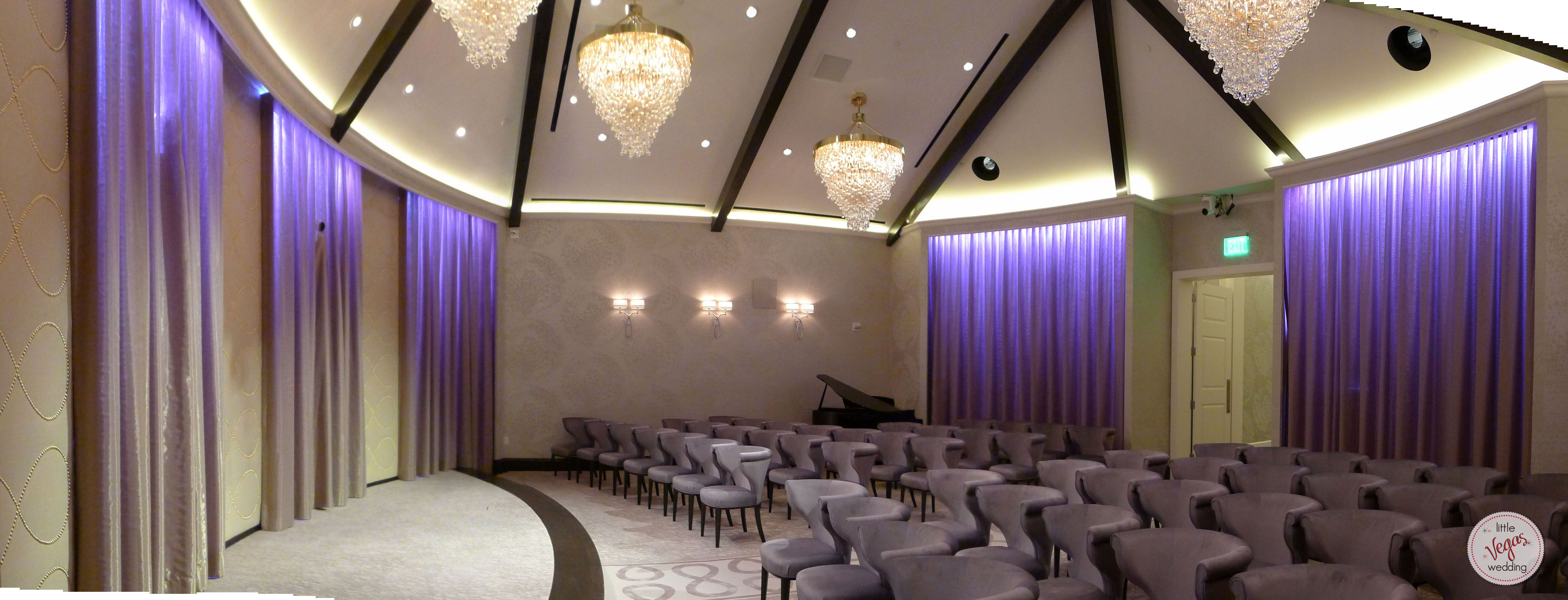 vegas wedding chapels ARIA Las Vegas s Wedding Chapel