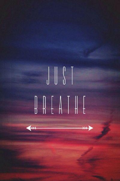 Just breath lock screen wallpaper | My List of AMENS | Pinterest | Lock screen wallpaper, Screen ...