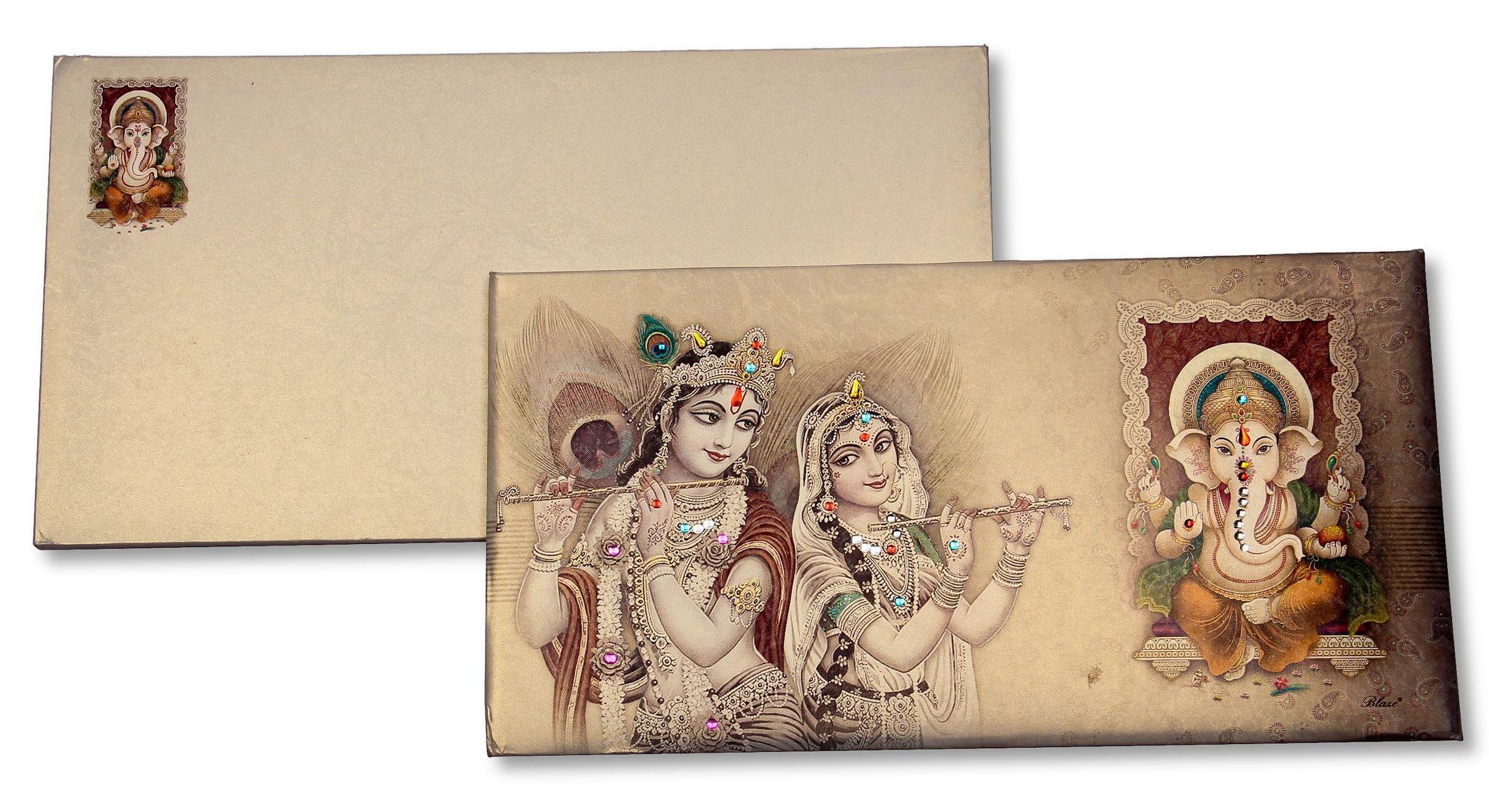 indian wedding invitation Premium hindu wedding invitation cards prabhat wedding cards
