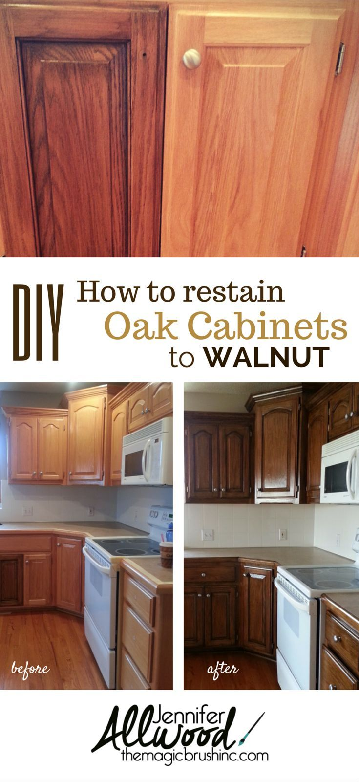staining kitchen cabinets Cabinets and Furniture Finishes