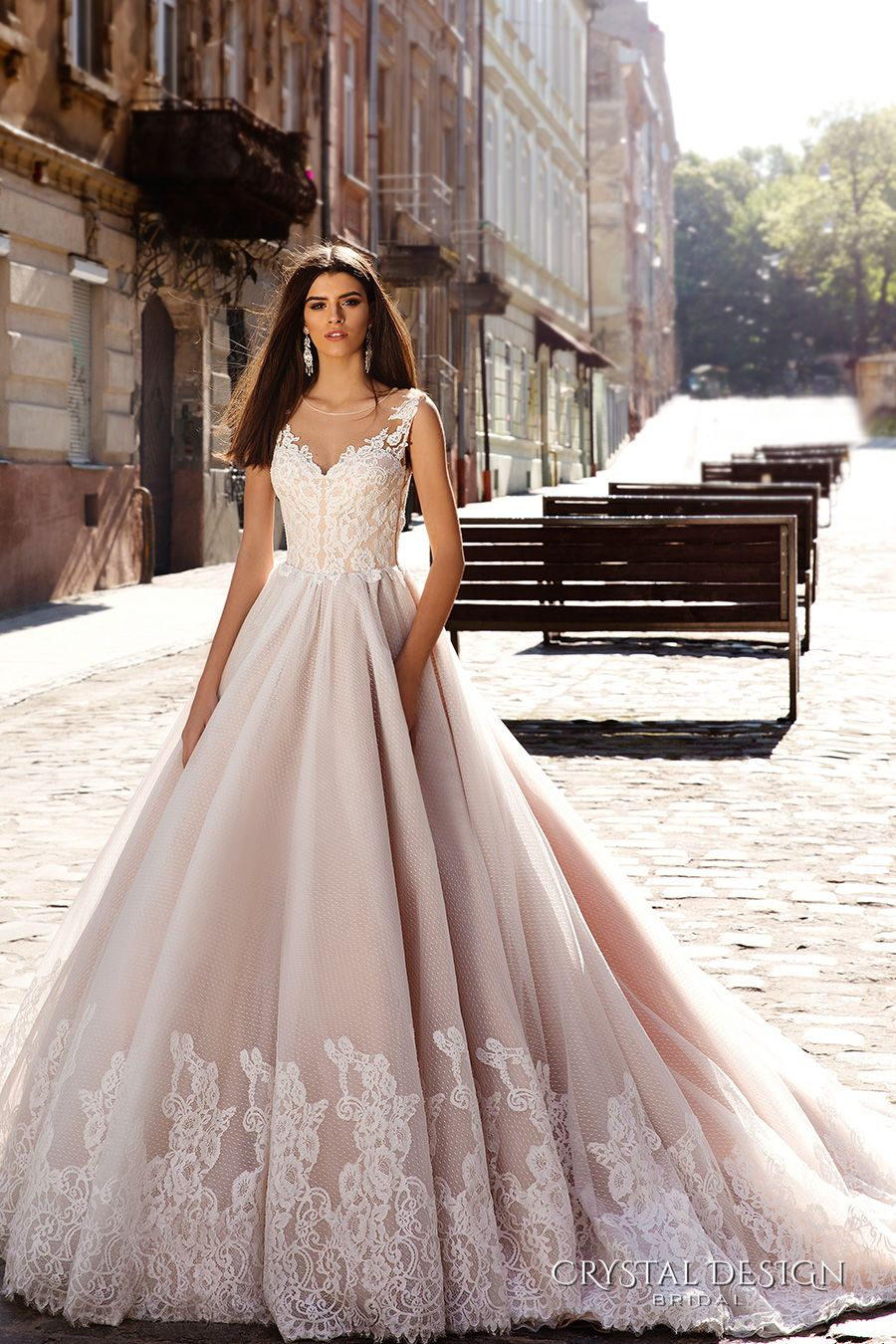 wedding gowns Crystal Design Wedding Dresses
