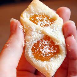 Cream Cheese Kolacky Allrecipes.com | Recipes I would like to try | Pinterest | Mom, 2! and ...