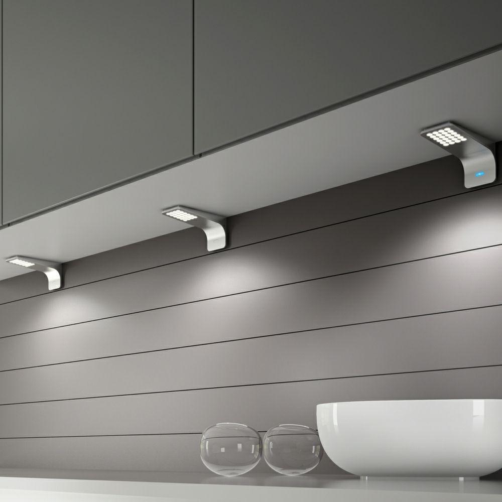 under kitchen cabinet lights Modica LED Under Cabinet Surface Mounted Light
