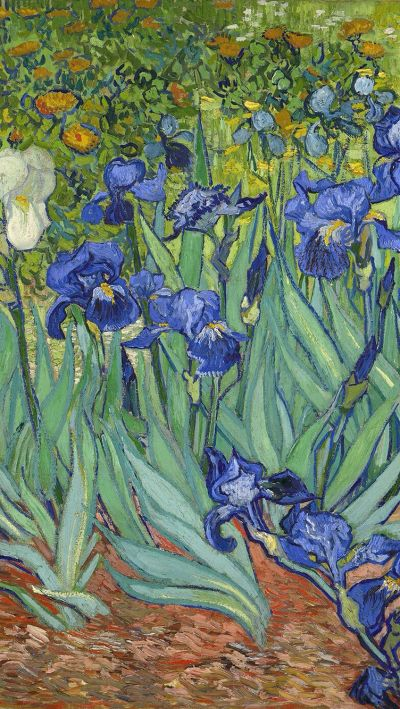Van Gogh's painting in iPhone wallpaper | It's Van Gogh ...