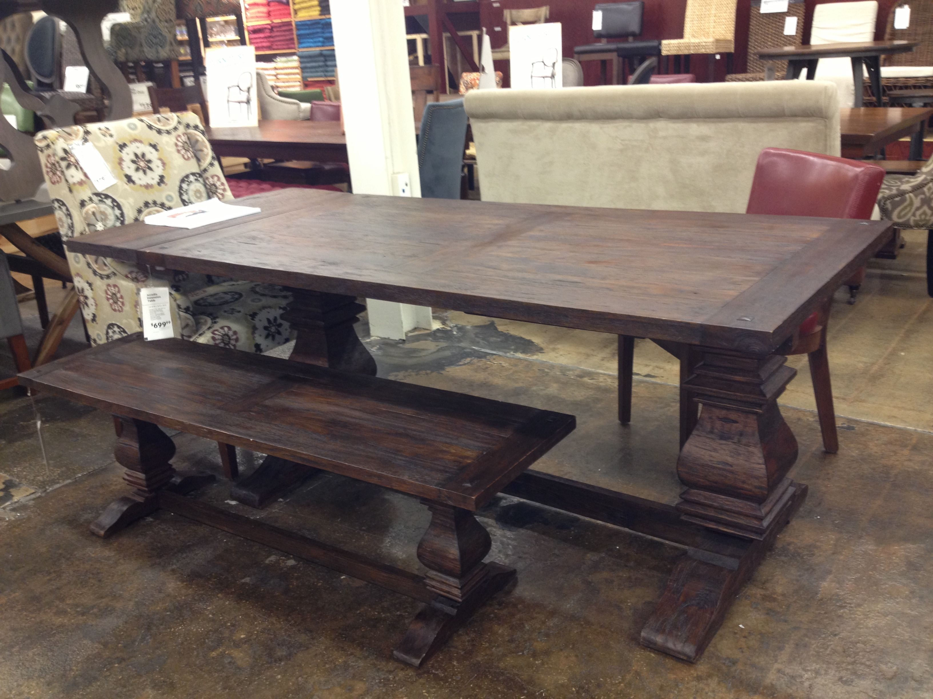 world market dining table kitchen table las vegas Arcadia extension table at world market 60 90 long 36d and 30h