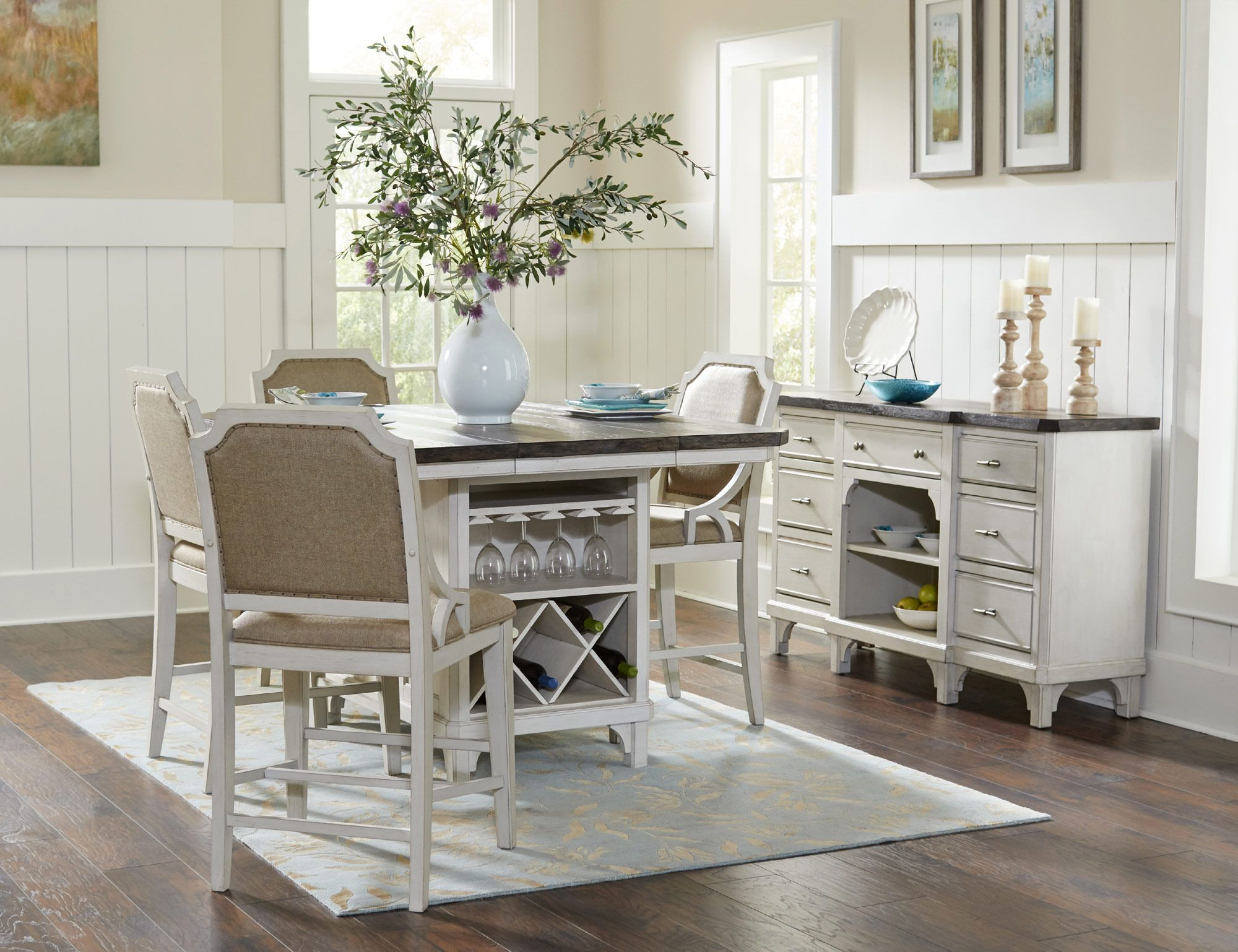 counter height kitchen tables Avalon Furniture Kitchen Island TableKitchen IslandsCounter Height