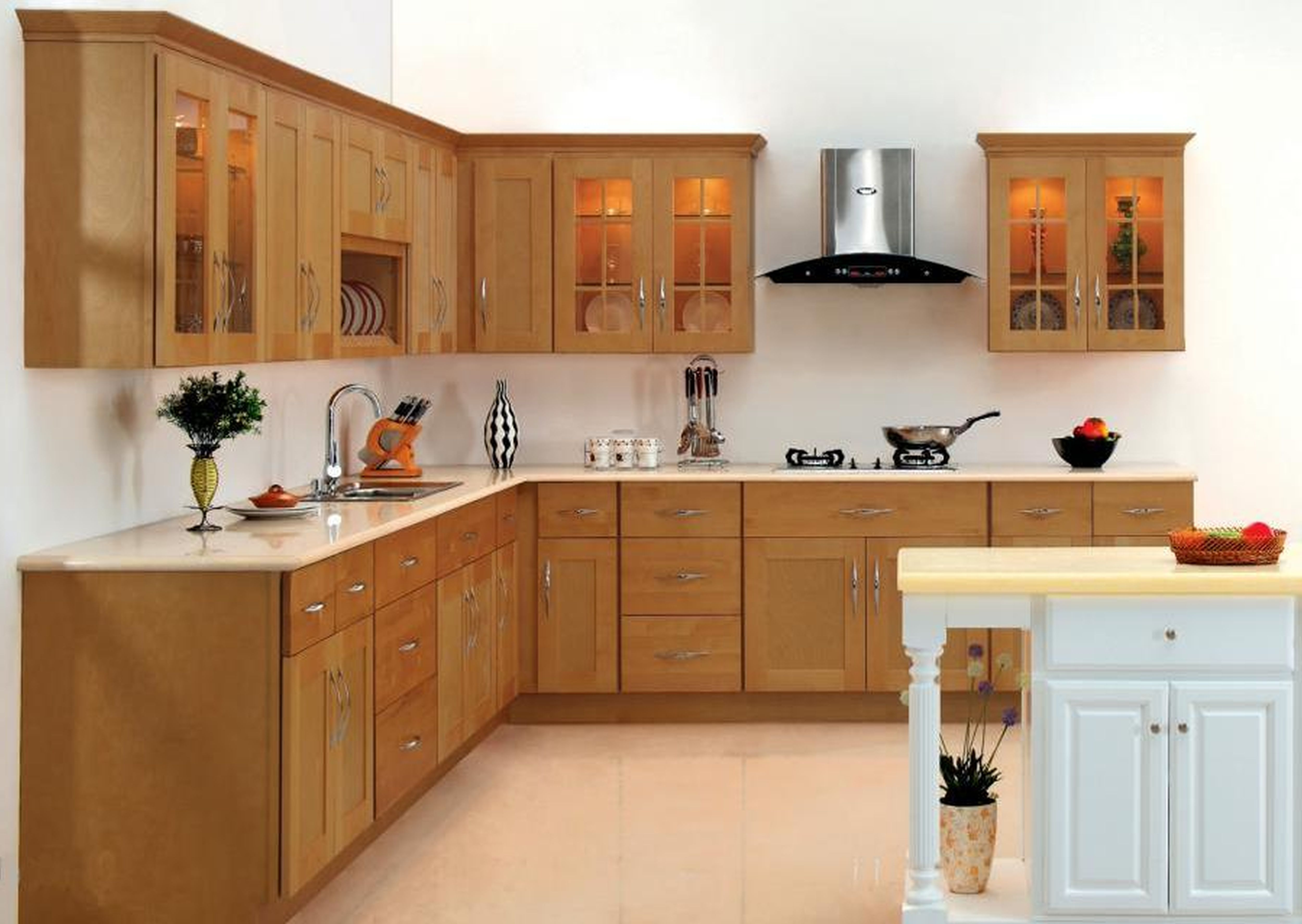 kitchen design gallery Simple Kitchen Designs Photo Gallery