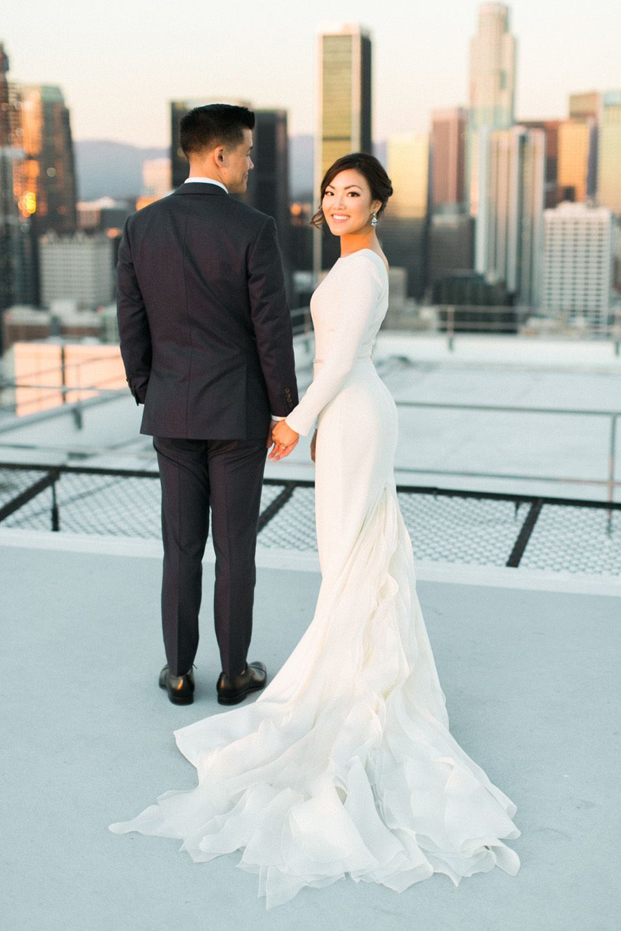 contemporary wedding dresses Sleek Modern Wedding Dresses that are Redefining Classic