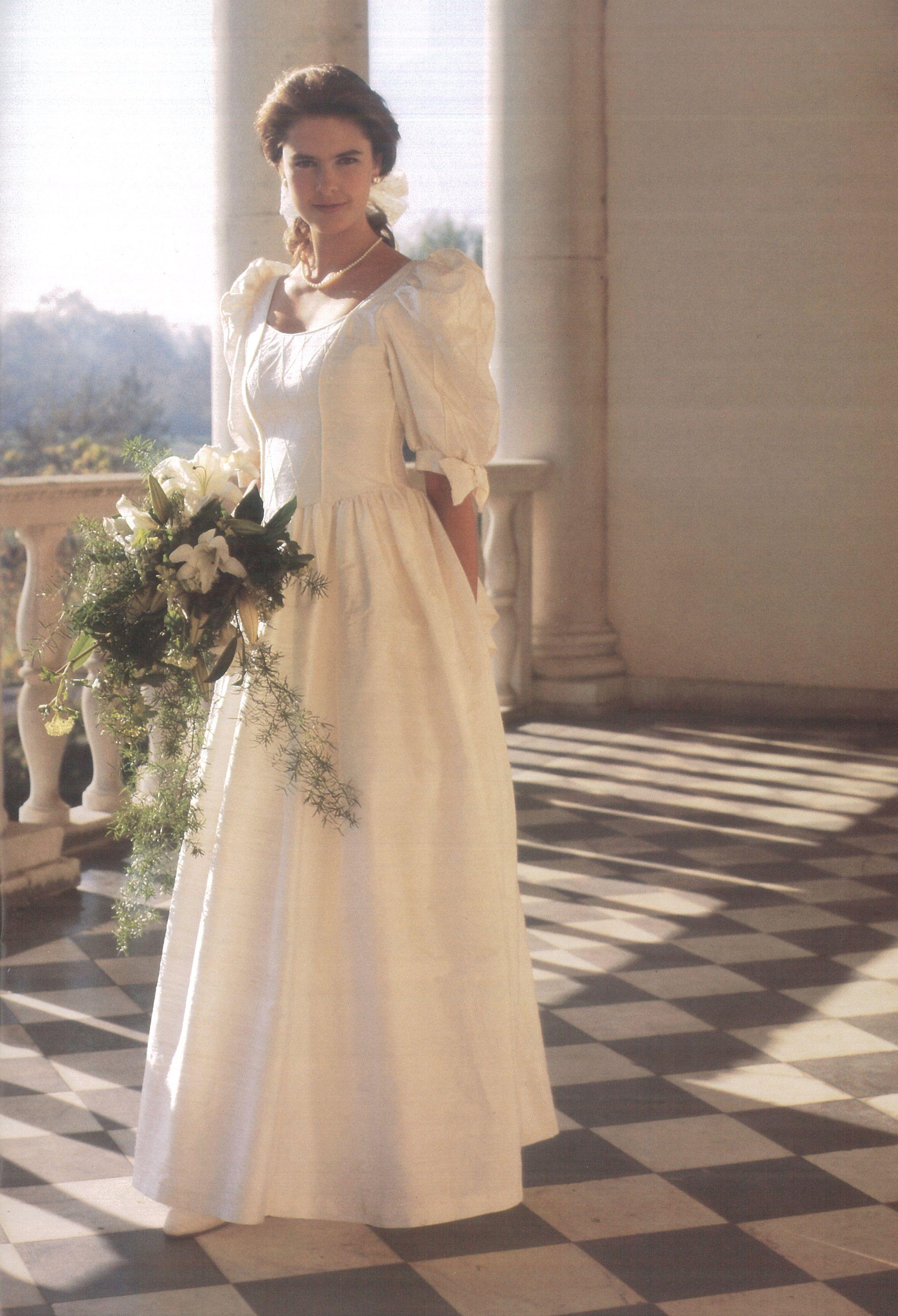 laura ashley wedding dresses Laura Ashley Weddings In The