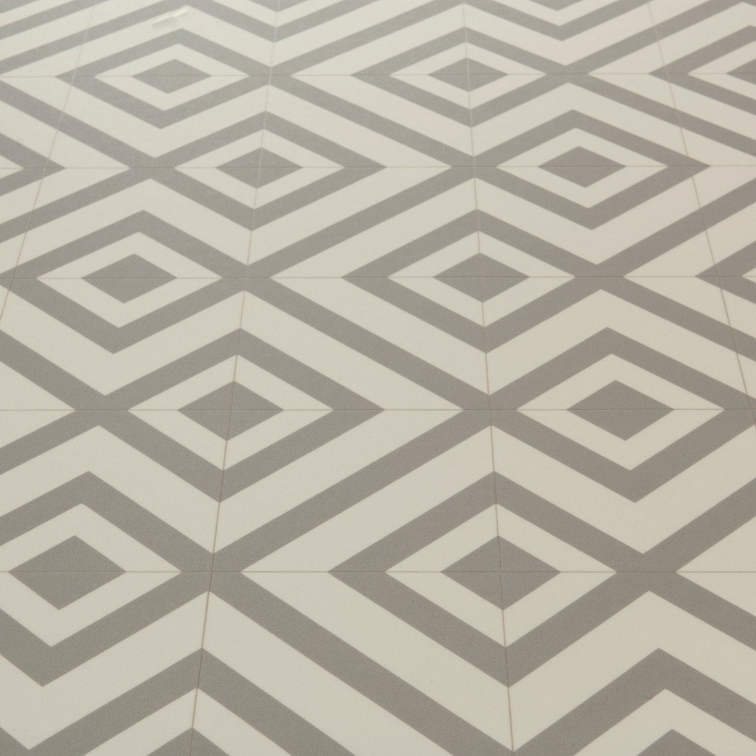 kitchen floor lino Mardi Gras Sagres Grey Patterned Vinyl Flooring Carpetright