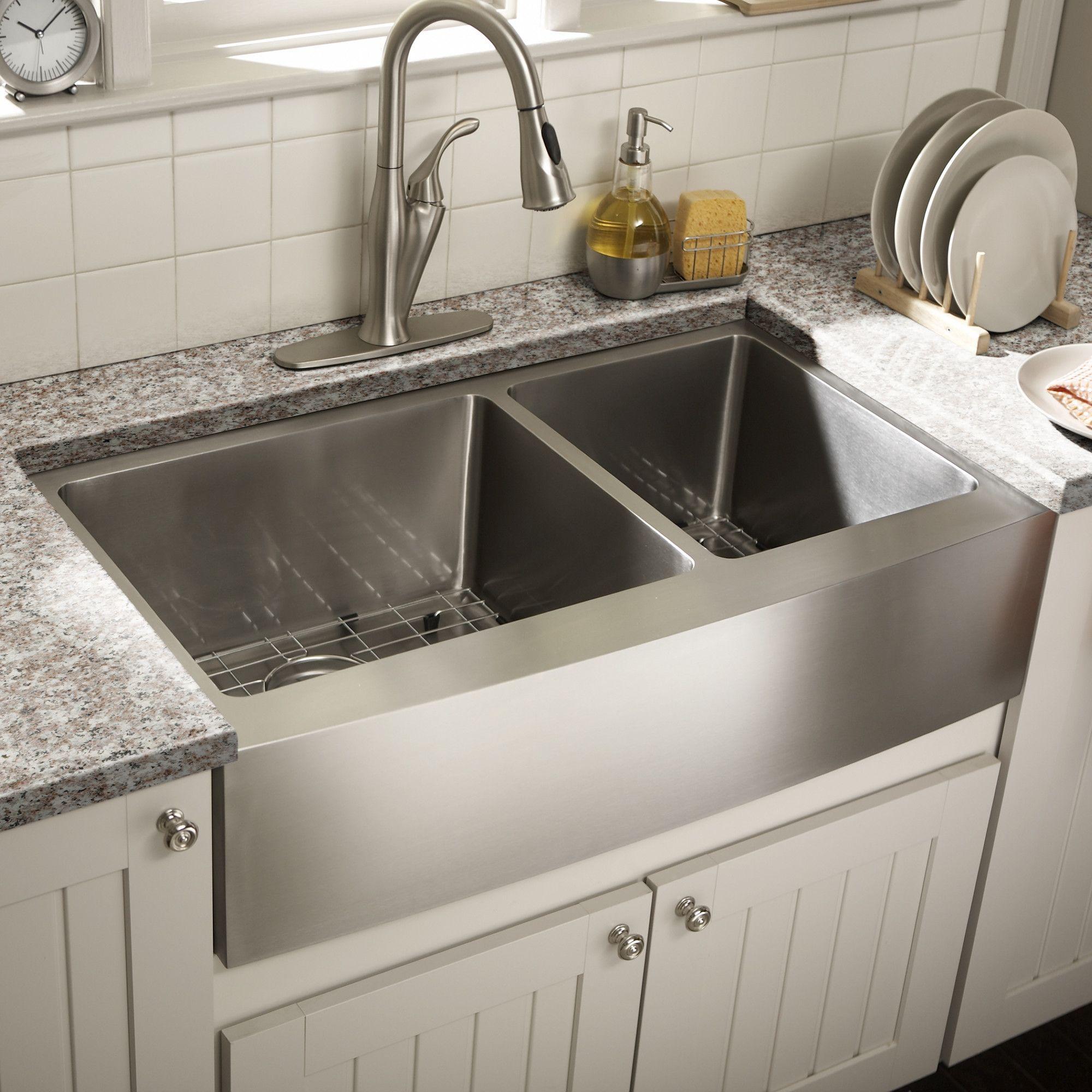kitchen sink sizes Elkay Gourmet 43 22 Self Rimming Single Bowl Kitchen Sink