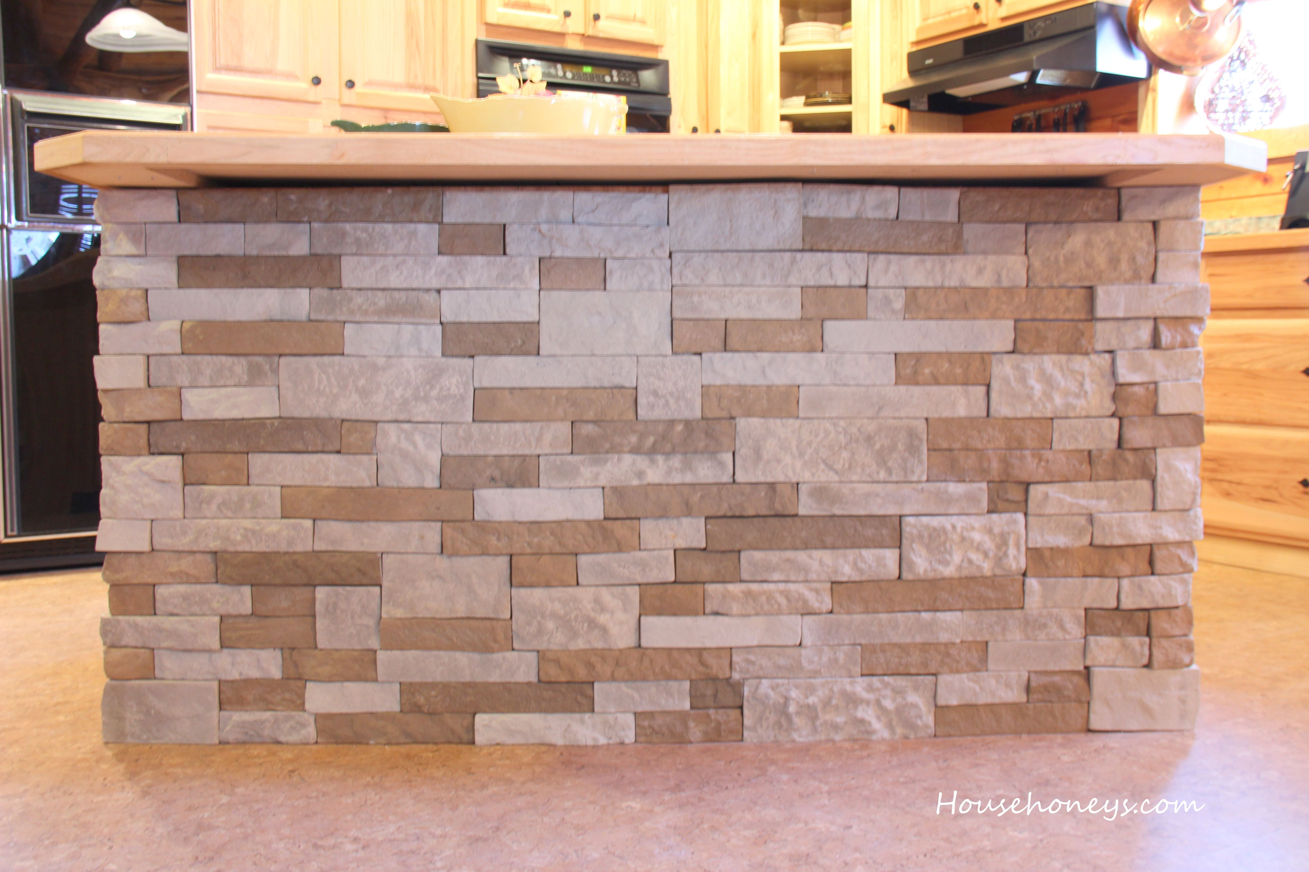 lowes kitchen remodel reviews We just did this exact airstone on our kitchen bar Much less expensive and an eaiser DIY than other options