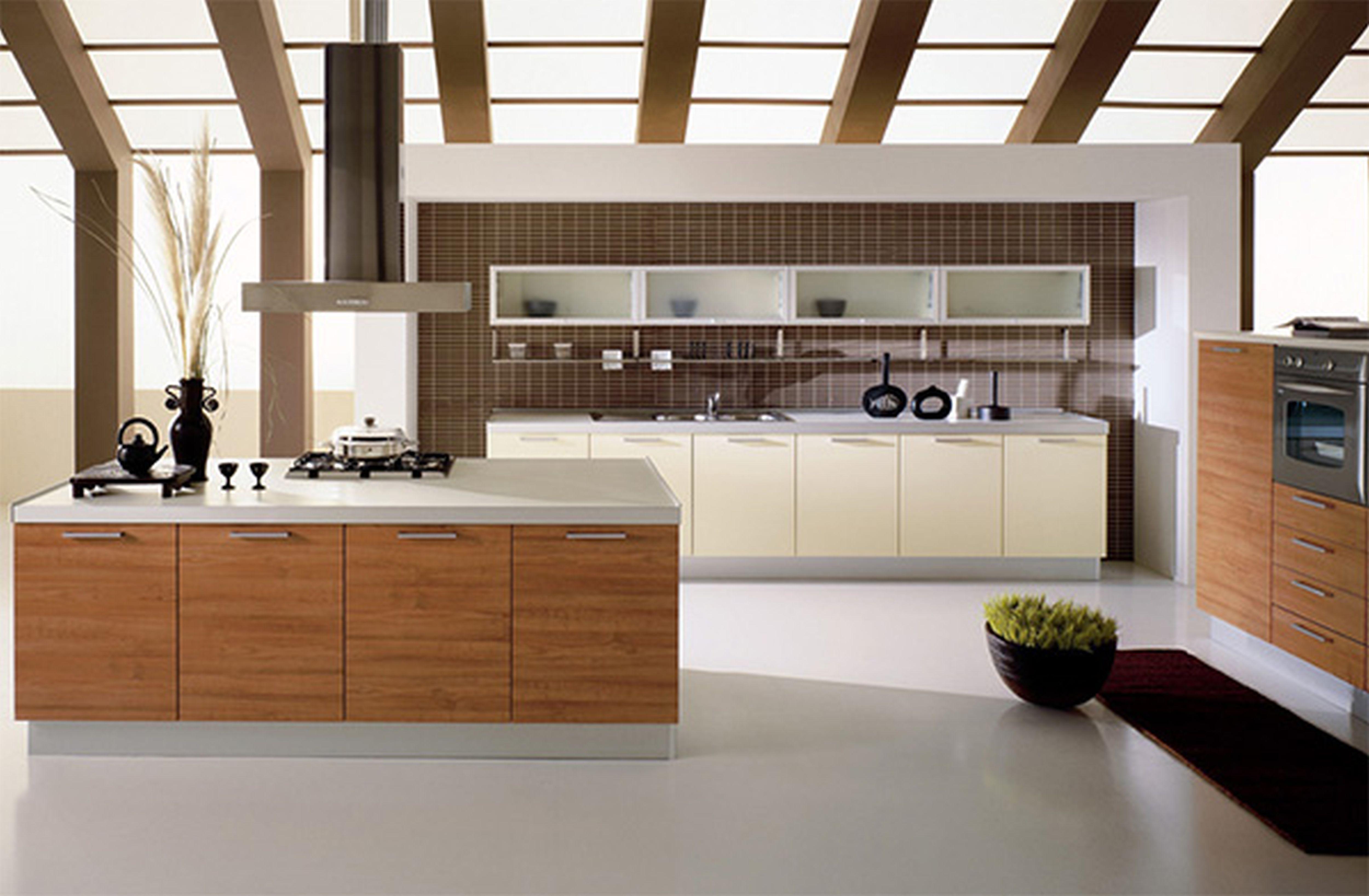 modern kitchen designs Kitchen Contemporary Kitchen Design Ideas With Modern White And Contemporary Kitchen Cabinets