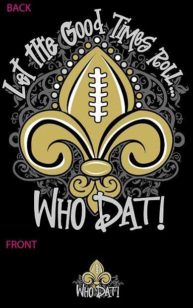 Best 25+ New orleans saints shirts ideas on Pinterest | New orleans saints game, New orleans ...