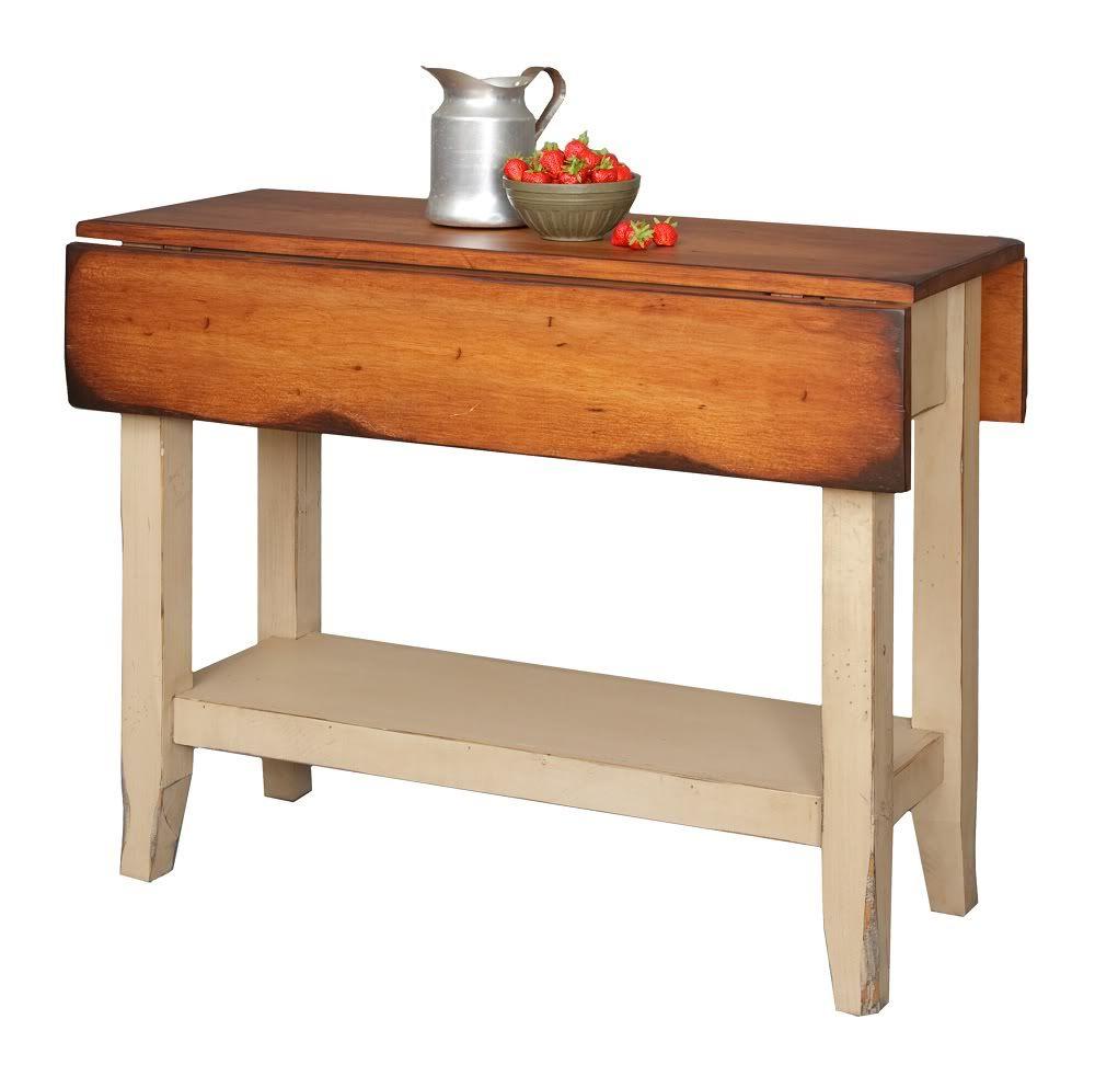 Kitchen Utility Tables Rouge Et Noir Prep Table With Butcher