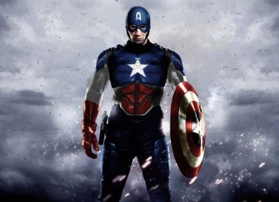 Captain America The First Avenger HD Wallpapers Backgrounds | HD Wallpapers | Pinterest | Capt ...