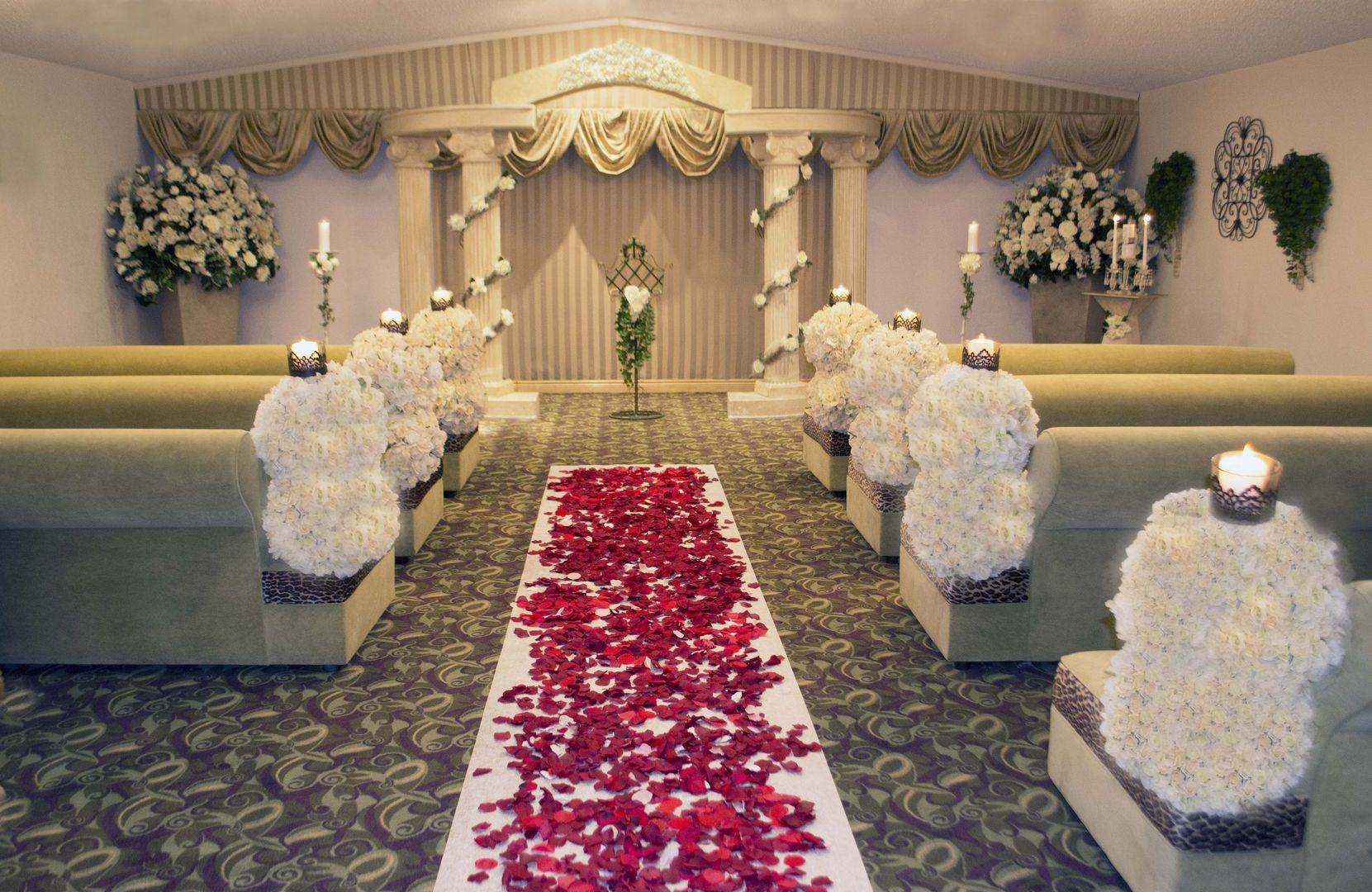 vegas wedding chapels Belleza Wedding Chapel Las Vegas is one of the most romantic
