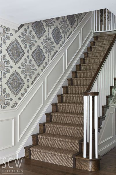 23+ Pretty Painted Stairs Ideas to Inspire your Home | Washington dc, Spaces and Interiors