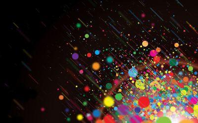 abstract dark multicolor bright / 1920x1200 Wallpaper | Colors | Pinterest | Wallpaper, High ...