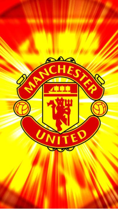 Apple iPhone 6 Plus HD Wallpaper - Manchester United in with red and yellow background # ...