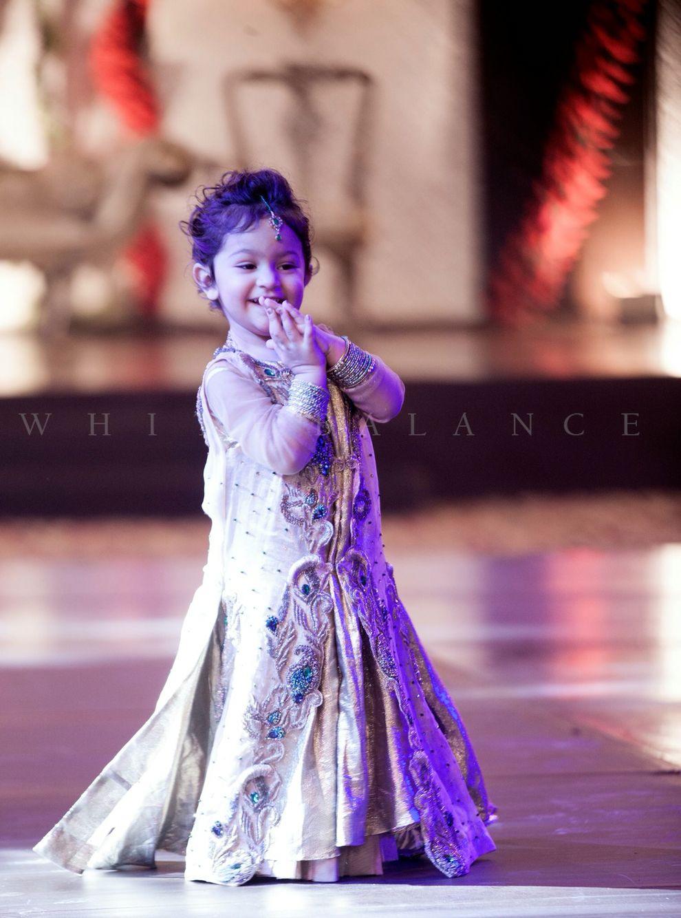 baby dresses for wedding Pakistani Wedding