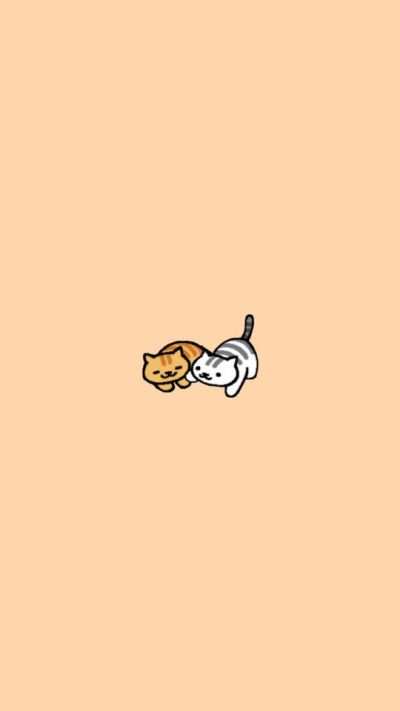 Neko Atsume wallpaper | iPhone Backgrounds | Pinterest | Wallpaper, Cat and Cartoon