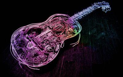 Cool Guitar Wallpapers   HD Wallpapers   Pinterest   Guitars, Wallpaper and Hd wallpaper
