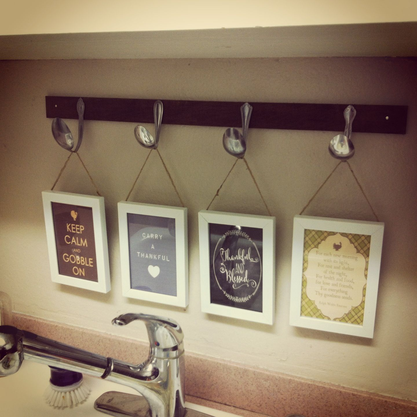 diy kitchen ideas 10 DIY kitchen decor project 1 pine from Home Depot stained 25