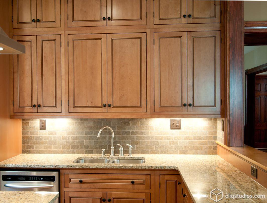 kitchens kitchens with maple cabinets Fairmont inset kitchen cabinets Maple Caramel Jute Glaze finish