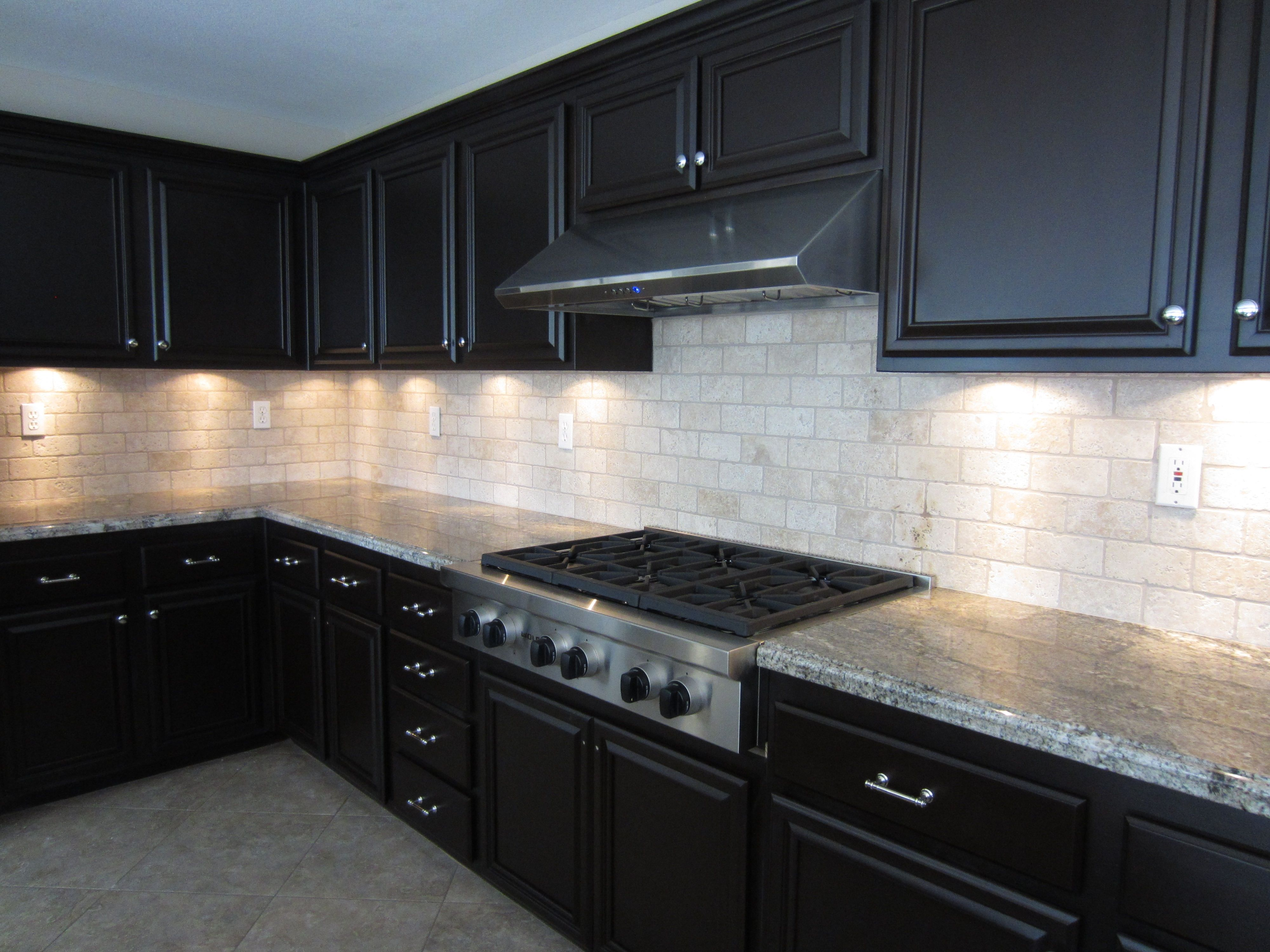 kitchen reno dark kitchen cabinets 13 best images about Kitchen Reno on Pinterest Shaker cabinets Ceramic wall tiles and Discount kitchen cabinets
