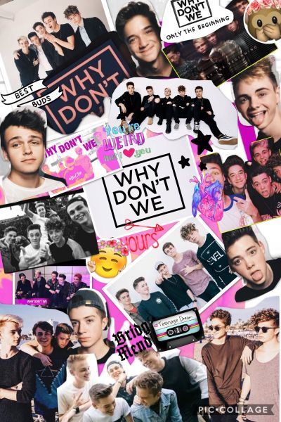 Why don't we band wallpaper | Why don't we band | Pinterest | Wallpaper, Logan paul and Bae