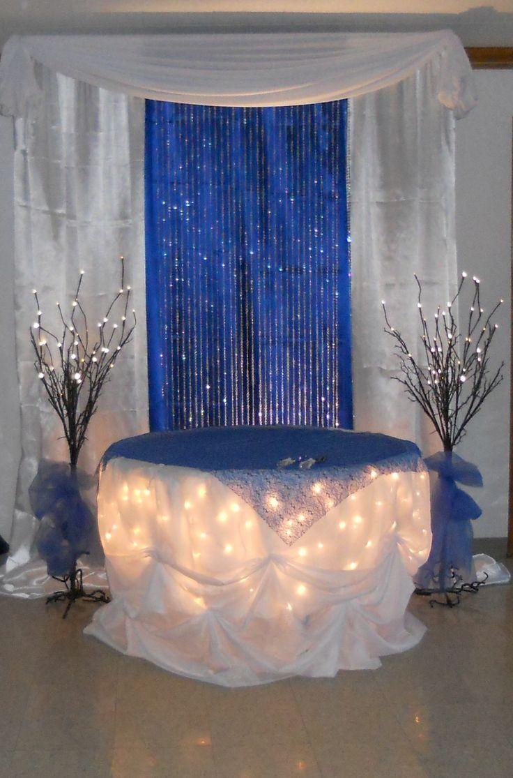 wedding decorations cheap Royal Blue Wedding Decorations