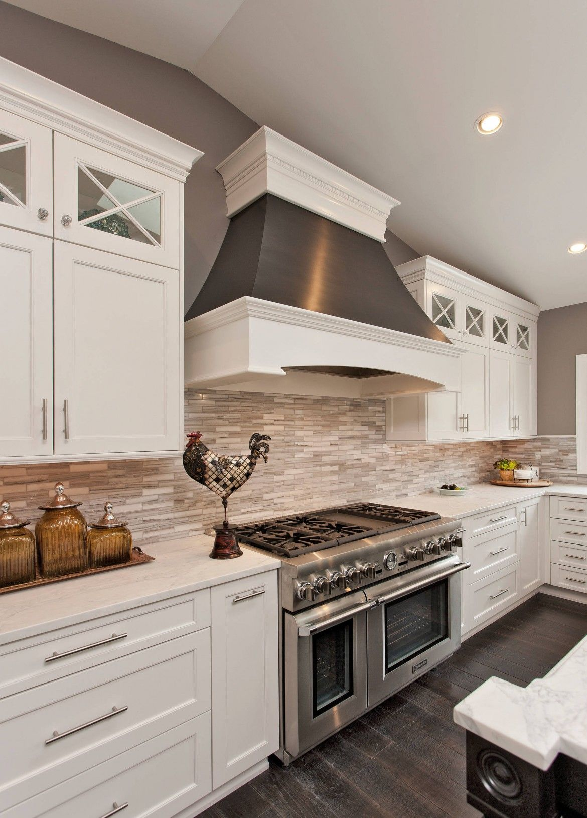 white cabinet kitchen 46 Reasons Why Your Kitchen Should Definitely Have White Cabinets