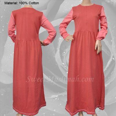 Bagaimana Memilih Jubah Muslimah Untuk Wanita Gemuk ...