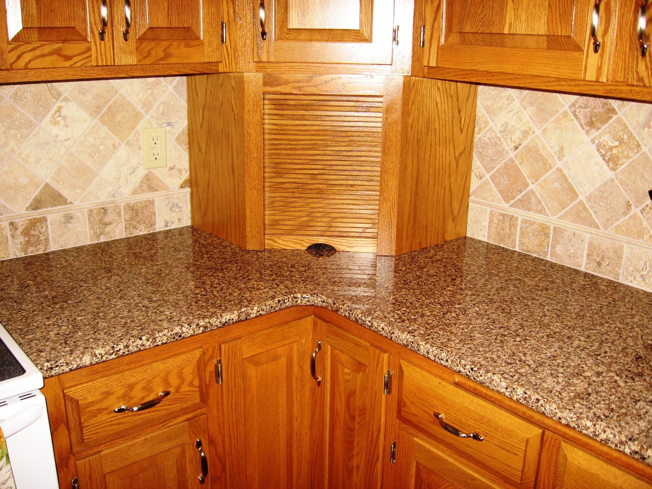 hardwood granite kitchen countertops caledonia granite counters in the kitchen Raw Silk Granite Kitchen Countertop